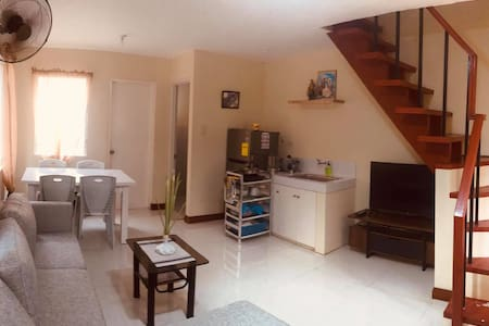 Clean & tastefully furnished Camella Family House