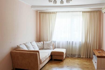 Уютные апартаменты Шаранговича 59, в тихом районе!