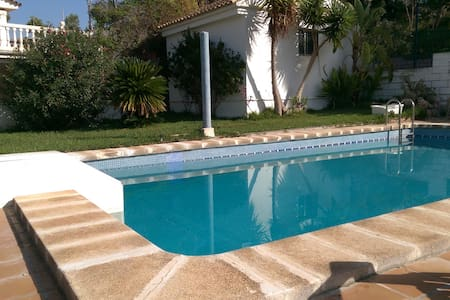 VILLA WITH POOL BETWEEN MOUNTAINS AND SEA - Náquera - Villa
