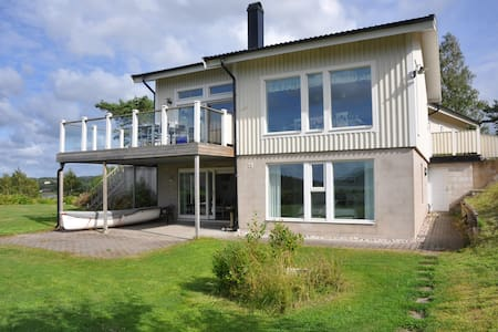 Hus med havsutsikt - Kungälv C - Hus