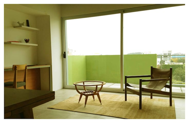 LUMINOSO, MODERNO, HERMOSA VISTA. - Buenos Aires - Apartment