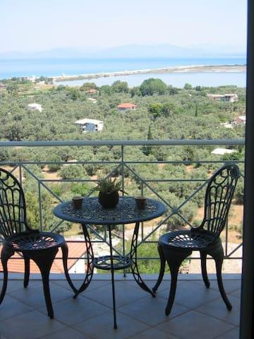 Amazing Mediterranean Sea View #2 - Левкада - Вилла