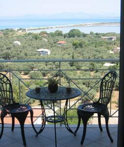 Amazing Mediterranean Sea View #2 - レフカダ - 別荘
