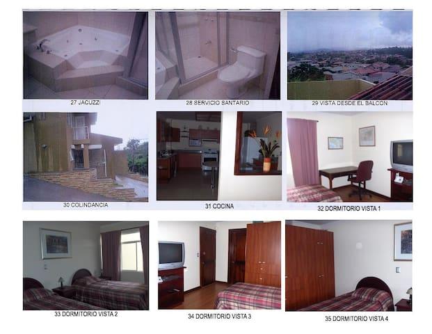 ALQUILO COMODA HABITACION - Granadilla - Rumah