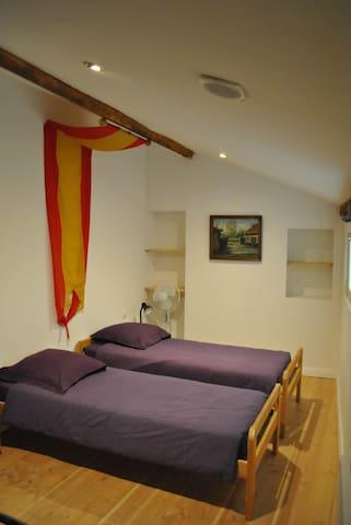 Chambre à coucher N°2