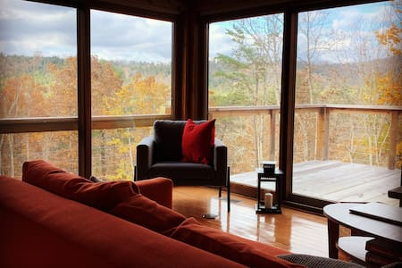 Mountain retreat! MODERN HOUSE 2 hours from DC