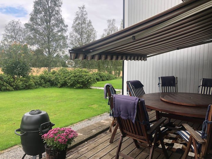 Ideal for Group Travelers (close  to Oslo Airport)