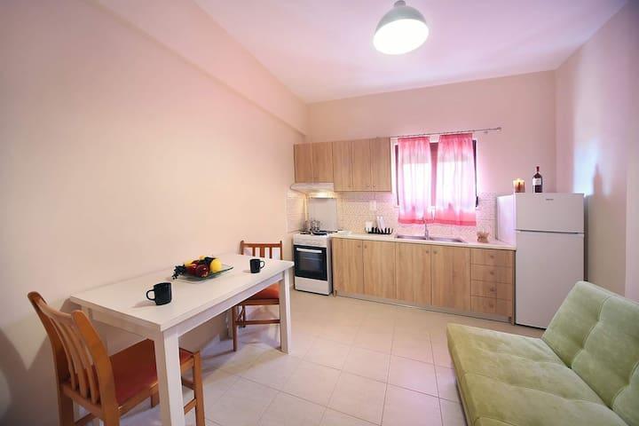 Sfakia Thea Apartments - Green
