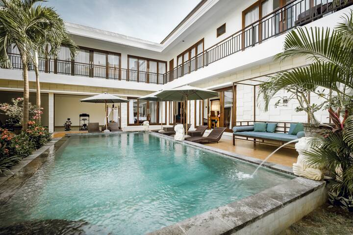Relaxing & Spacious Villa with Private Pool #5BR