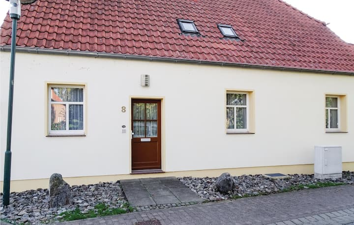Awesome home in Insel Poel with 1 Bedrooms