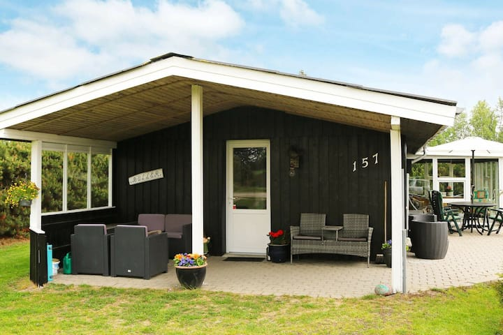 Secluded Holiday Home in Hadsund with Terrace