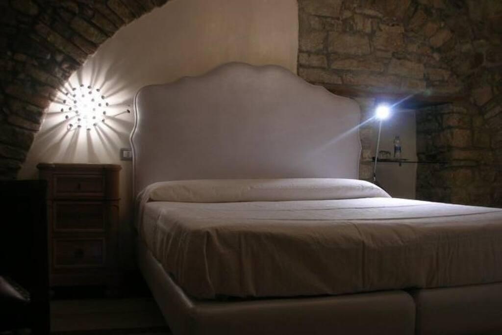 Dormire in una cantina pernottamento e colazione in for Costo per aggiungere garage e stanza bonus