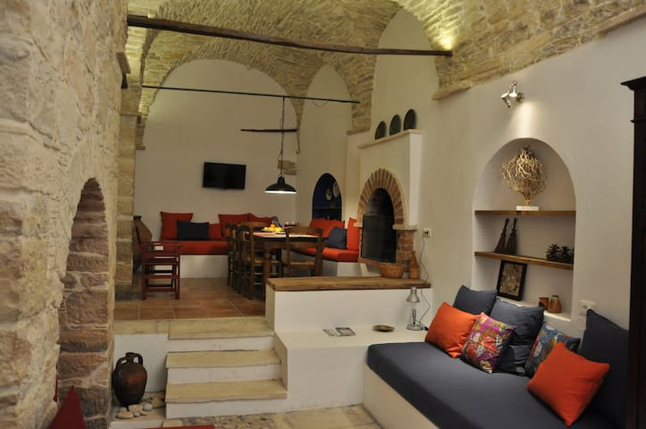 laas residence - Chios - Huis