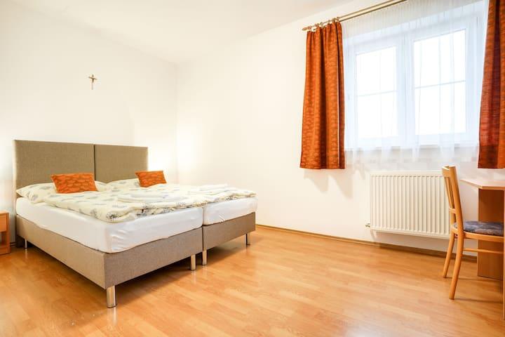 DOM PÚTNIKA ~ dvojspálňový apartmán bezbariérový