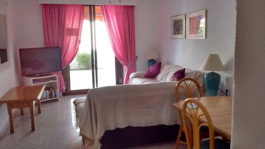 Parque Santiago I, dos dormitorios