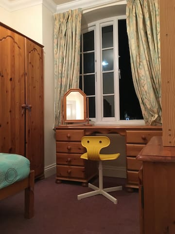 a single room in Durham city centre
