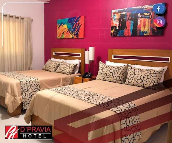 D Pravia Hotel SRL