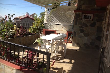 Cosy Prodromos Apartment with great view - Prodromos - 一軒家