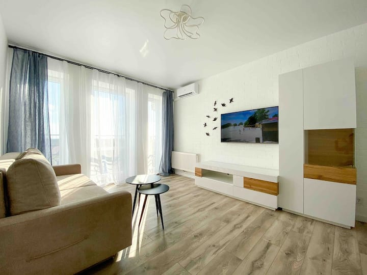Apartament on Baltic Sea