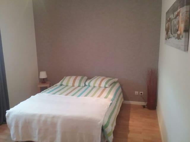Chambre dans village proche de Metz - Montoy-Flanville - Casa