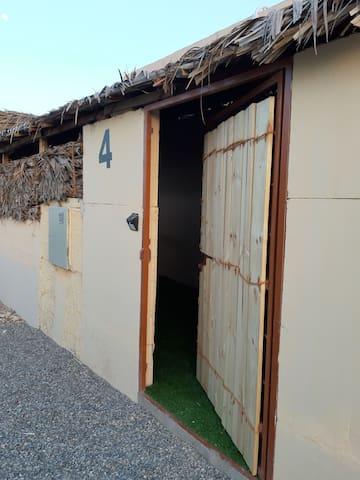 Ras al Hadd beach Chalet no. 4