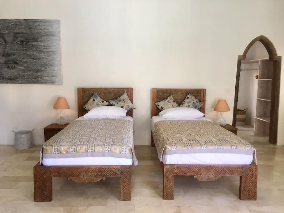Purity Bedroom