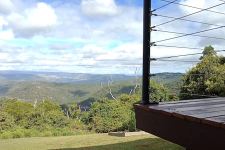 Mountain Lookout, holiday house on Mt Tamborine