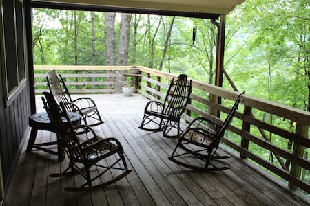 Watauga River Overlook Cabin