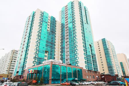 Green Oasis in the heart of Nur-Sultan