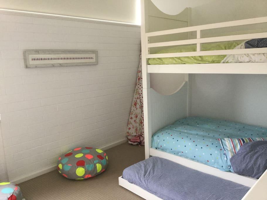 Bedroom 2 - Bunk Room