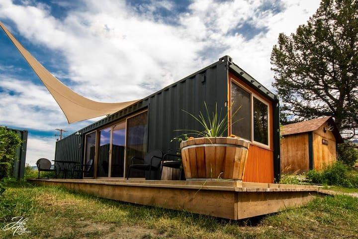 Pine Creek Lodge Montana (Paradise Valley) Cabin 3