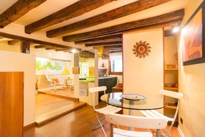 San Leonardo Mini Apartment - Venetsia - Huoneisto