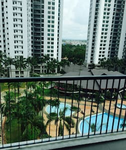 Permas luxury straits view condominium - Masai - Apartment