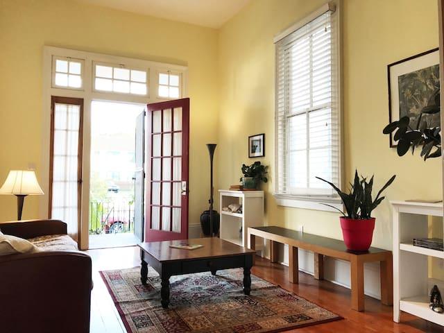 Historic Home Near Parade Routes - New Orleans - Leilighet