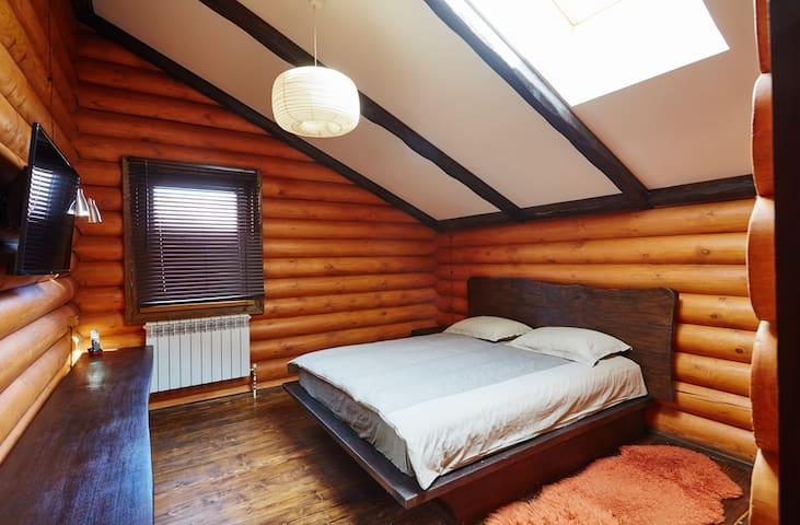 Номер с двухместной кроватью 2 - Цветы Башкирии