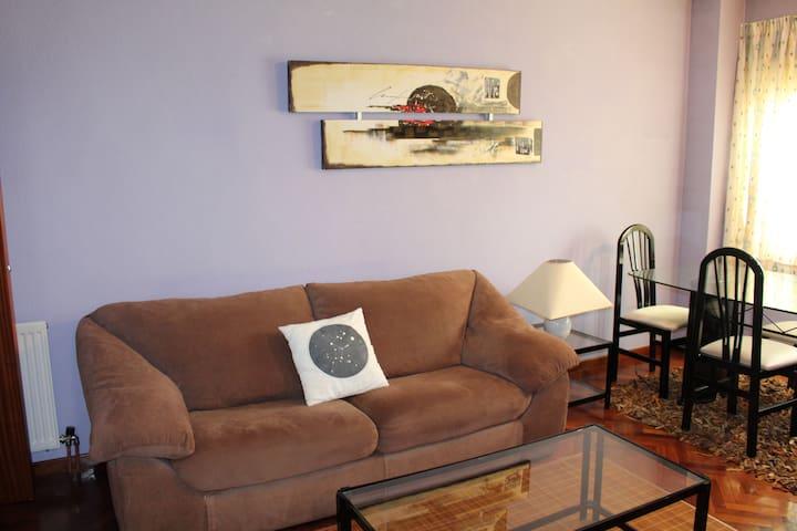Apartamento en el centro de Monforte de Lemos