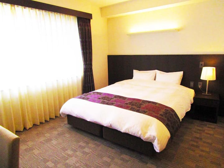 [301]11mins walk from KYOTO sta. Comfy room