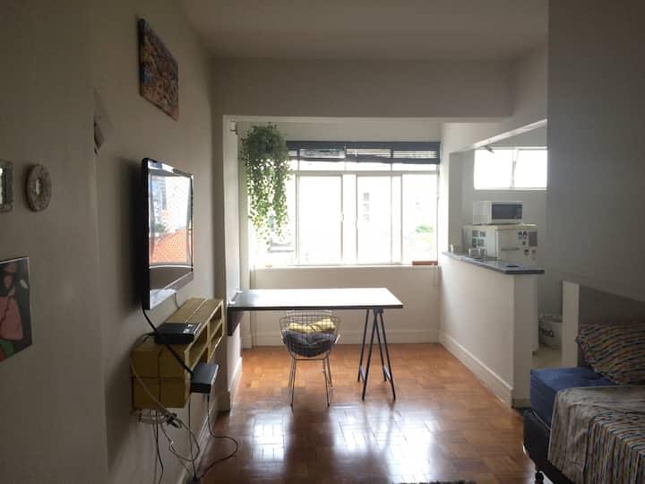 Cozy studio in Sao Paulo city