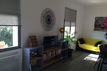 Studio indépendant sur colline niçoise - Nice