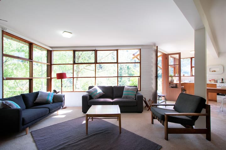 Sunfilled retreat on rivulet - Hobart - Apartamento