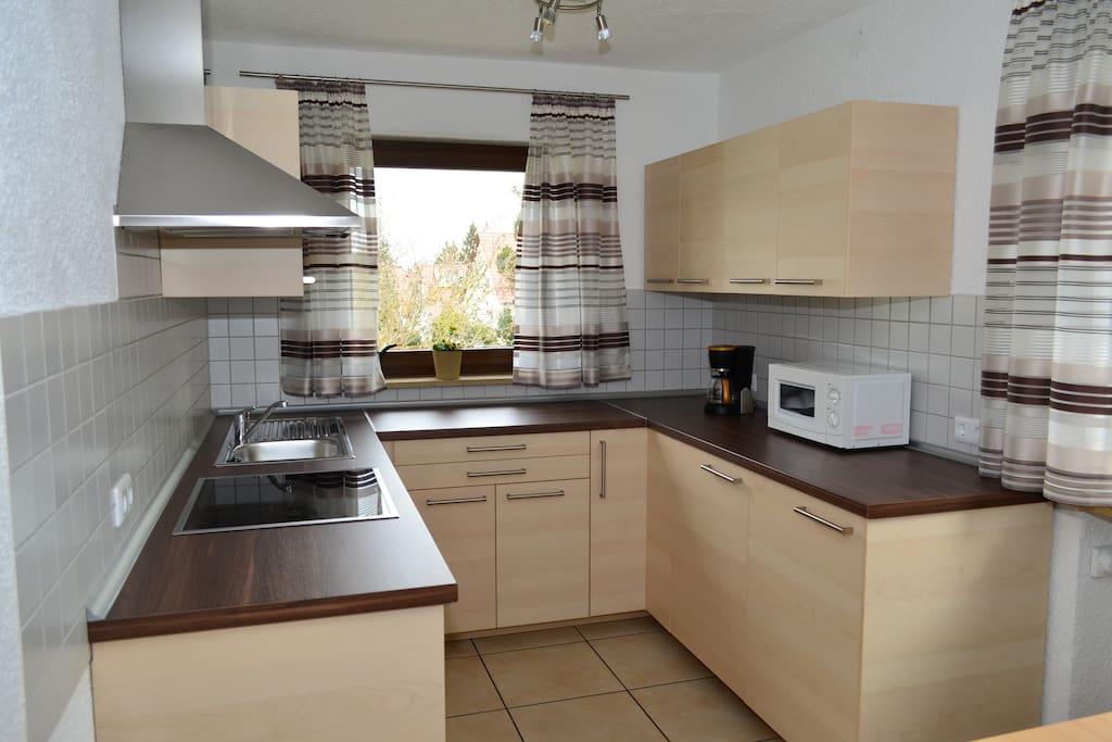 modern eingerichtete 95 qm wohnung appartamenti in affitto a landsberg am lech bayern germania. Black Bedroom Furniture Sets. Home Design Ideas