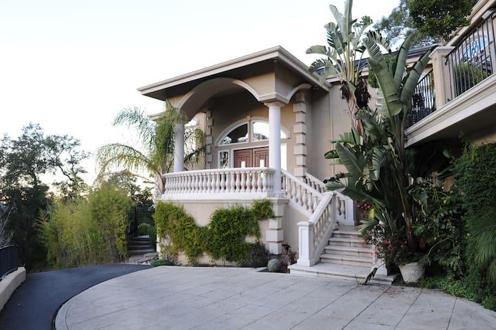 Private Suite in Los Gatos - Los Gatos - Huis