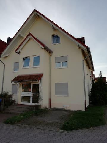 Ferienwohnung Ulla- Weimar