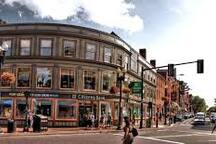 Harvard Square: a 20 min walk from the apartment