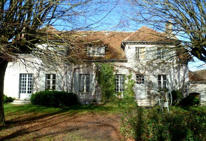Le Bangin - Beauchamps-sur-Huillard - Huis