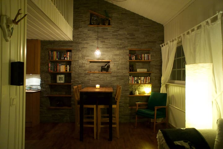 Liftnära lgh på Sälfjällstorget - Malung NV - Apartament