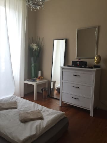 Best place Centre Ville - Martigny - Appartement
