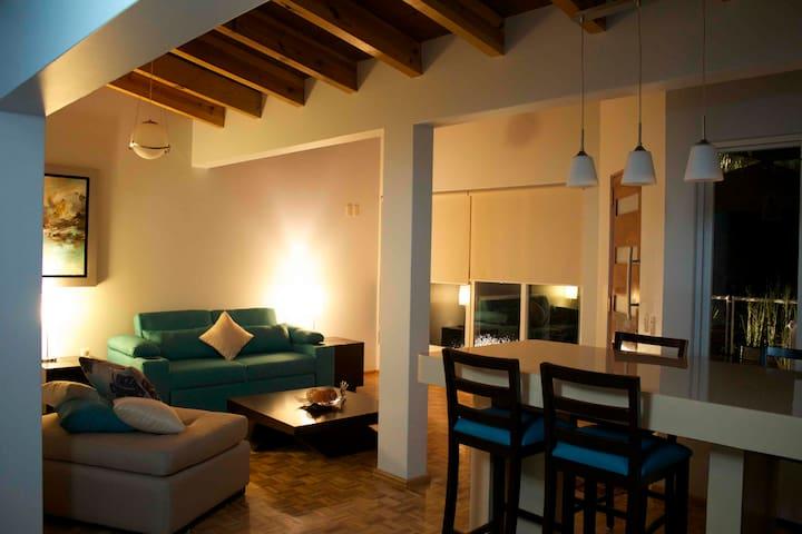 Estupendo departamento Loft en Coyoacán - Ciudad de México - Appartement