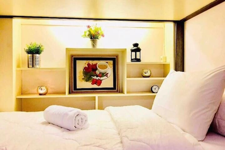 Apartment 2 Br Near Airport , @west Jakarta
