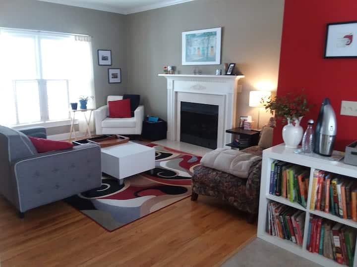 3 Bedroom House in Belmont Neighborhood